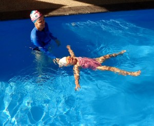 babies and toddlers swimming lessons mandurah